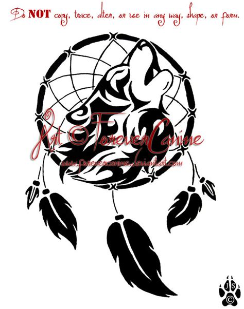 tribal dreamcatcher tattoo designs tribal dreamcatcher