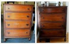 restaining bedroom furniture 1000 ideas about stained dresser on pinterest dressers