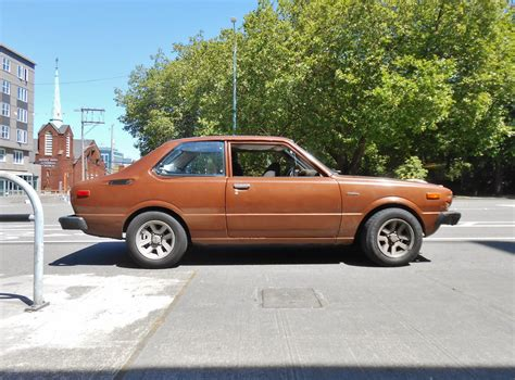 Toyota Corolla 1978 Seattle S Parked Cars June 2014