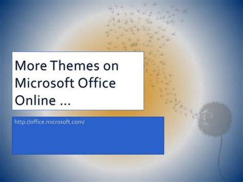Ppt More Themes On Microsoft Office Online Powerpoint More Themes For Powerpoint