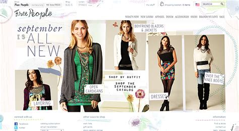 clothing site themes fashion 171 css gallery for inspiration cssmayo
