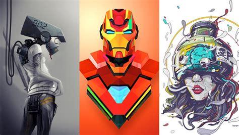 digital art inspiration 45