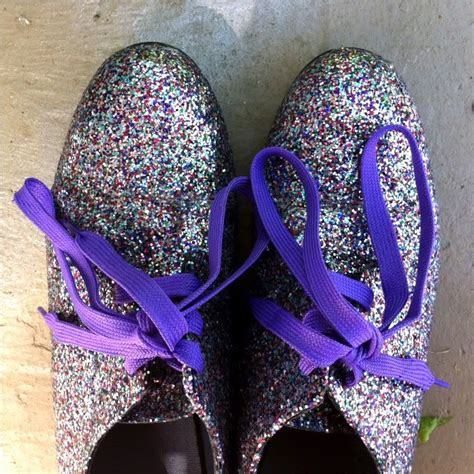 glitter shoes diy diy glitter shoes diy shoes
