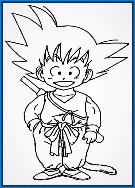 imagenes de dragon ball z kai para dibujar a lapiz dibujos para colorear de dragon ball z gohan archivos