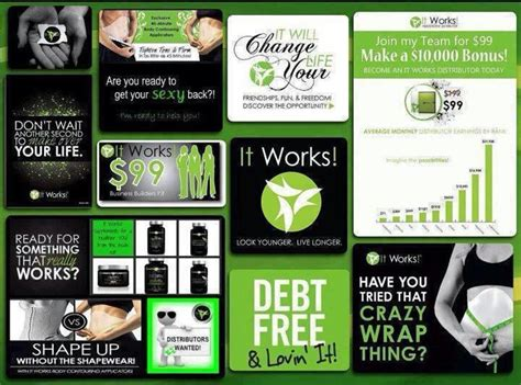 it works global business cards it works we are hiring wrapwithryann