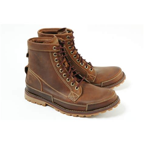 leather boot laces timberland 15551 s boot lace up boot earth keeper