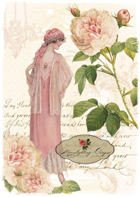 imagenes vintage femeninas 127 best laminas femeninas images on pinterest fashion