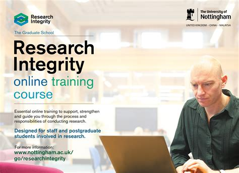 online tutorial on academic integrity research integrity online training course cus news