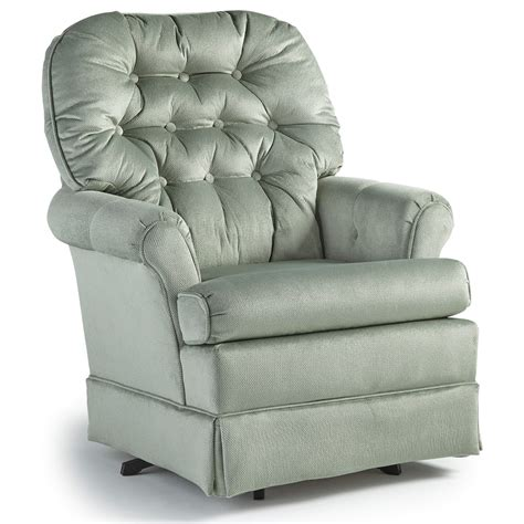 Best Home Furnishings Chairs Swivel Glide 1559 Marla Swivel Rocker Chairs