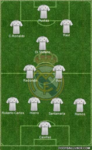 soccer football   real madrid greatest  time team