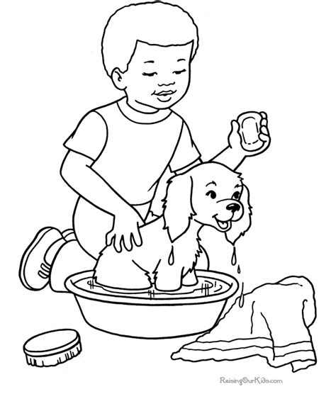 black and white coloring pages of dogs coloring pages of dogs coloring pages 002 dogs