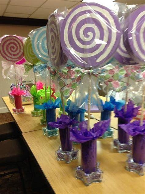 candyland themed centerpieces 1000 ideas about centerpieces on bat