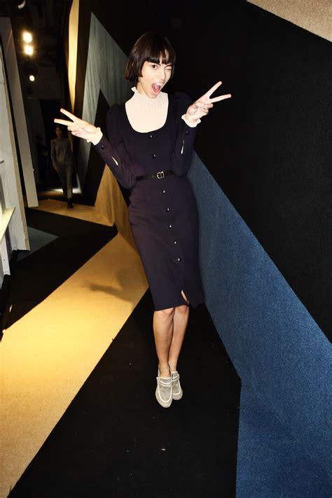 Runway Backstage At Derek Lam by Sonny Vandevelde Derek Lam Aw1617 Fashion Show New York