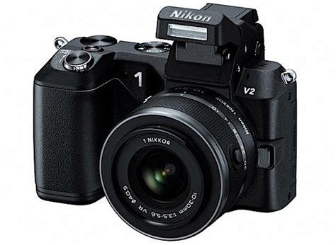 Kamera Nikon V2 nikon launches 1 v2