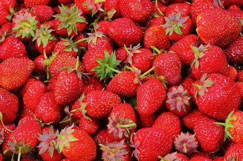 carbohydrates 1 cup strawberries how many calories fats carbohydrates proteins
