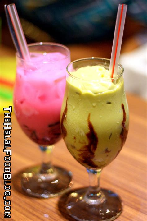 Soda Gembira pondok gurame the halal food
