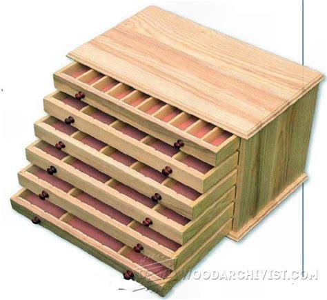 collectors chest plan woodarchivist