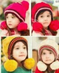Topi Baby Dan Anak topi anak perempuan model cantik dan manis