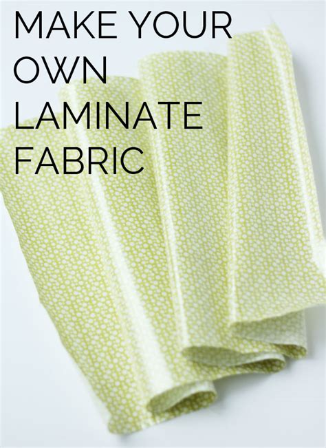 How To Sew Vinyl Upholstery by Sewing 101 Make Your Own Laminate Fabric Tips For