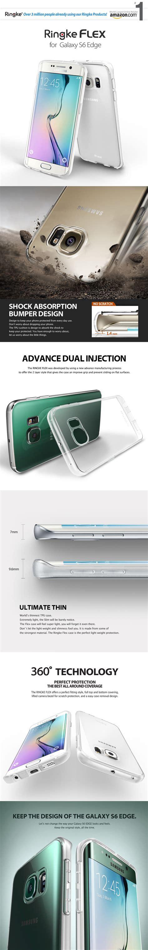 Rearth Ringke Flex Samsung Galaxy S6 Edge Original View sales ori rearth usa ringke flex sam end 4 27 2019 1 33 pm
