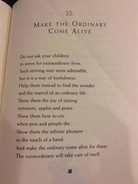this i live one s extraordinary ordinary and the who changed it forever books food for thought the ordinary come alive