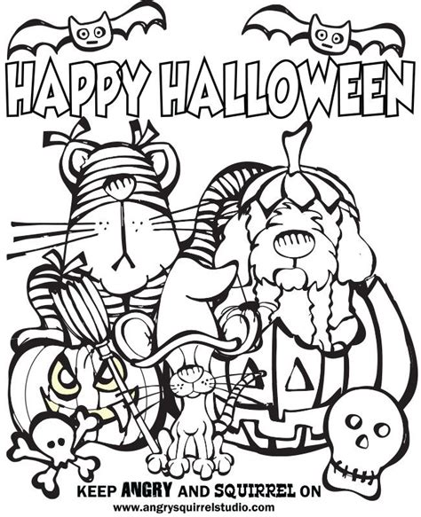 halloween coloring pages trick or treat trick or treat coloring page az coloring pages