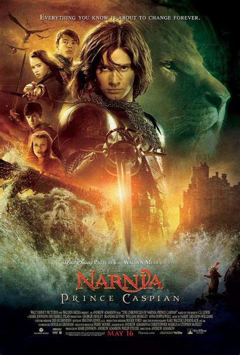 film narnia part 2 poster narnia fans part 2