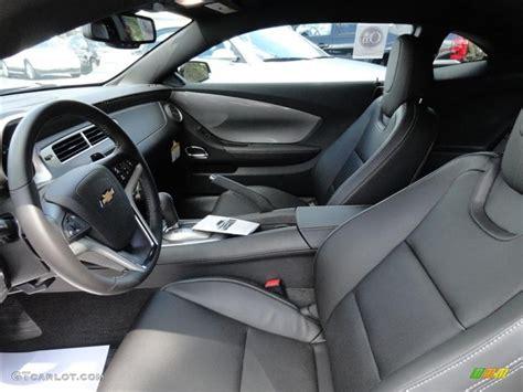 2012 camaro interior black interior 2012 chevrolet camaro lt rs coupe photo