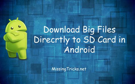 how to make apps to sd card automatically files to sd card automatically in android
