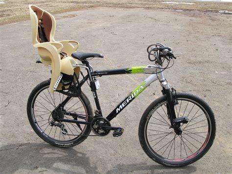 guia  consejos  comprar una silla infantil de bicicleta