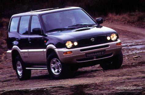 nissan terrano 1999 nissan terrano ii 5 doors specs 1996 1997 1998 1999