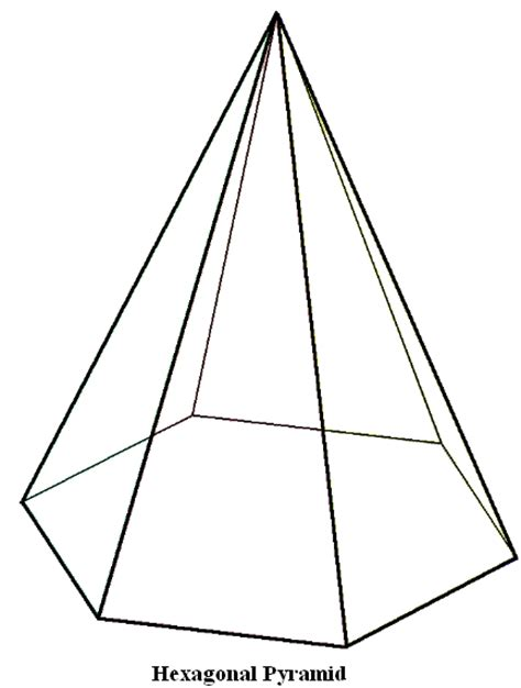How To Make A Three Sided Pyramid Out Of Paper - geometry world pyramid