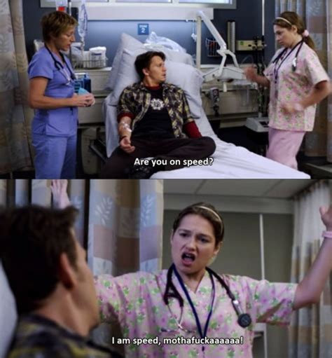 Nurse Jackie Memes - 9 best nurse jackie season 5 quotes images on pinterest