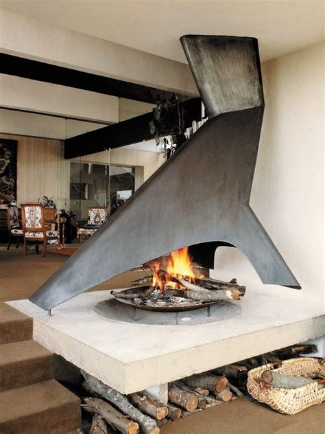 Open Fireplace Der by Interior Designs With Pit Indoor