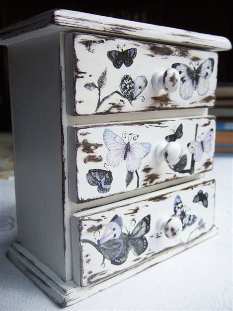 Decoupage Dressers - 1000 ideas about decoupage dresser on