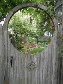garten schiebetor best 25 garden gates ideas on