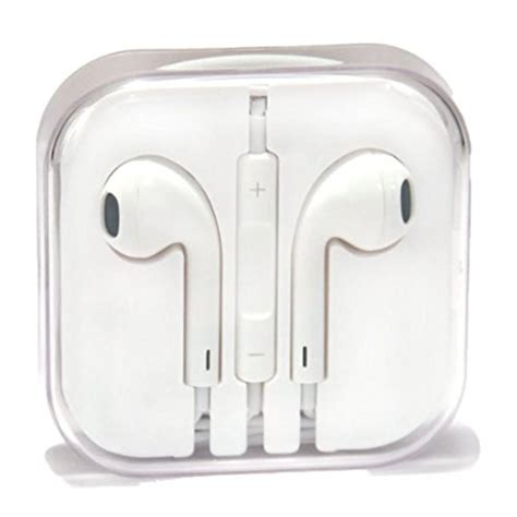 Apple Earphones High Quality For Iphone 5 Earphone apple iphone earphone with remote mic for