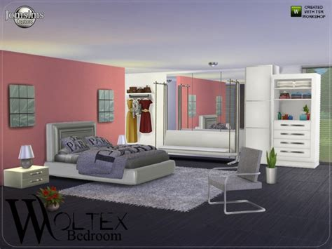sims bedroom the sims resource woltex bedroom by jomsims sims 4