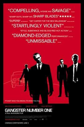 film gangster no 1 gangster no 1 movie posters from movie poster shop