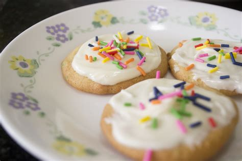 how to make cookies out of funfetti cake mix 5 steps