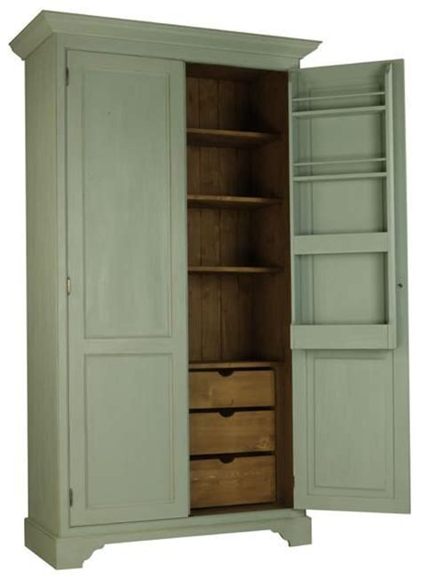 kitchen pantry armoire 17 best images about free standing non fitted kitchen