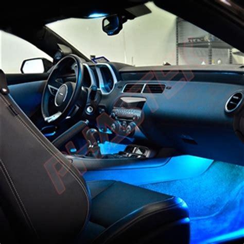 camaro ambient led interior lighting kit (footwell light
