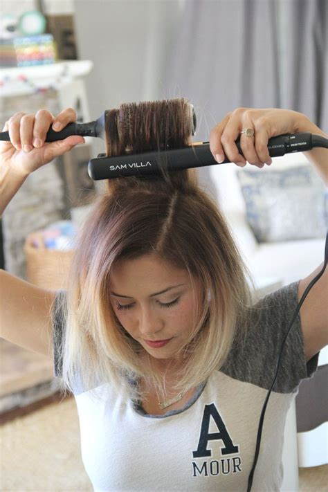 14 Tips For Straightening Hair by 15 Hair Tricks Created By Hair Straightener Pretty Designs