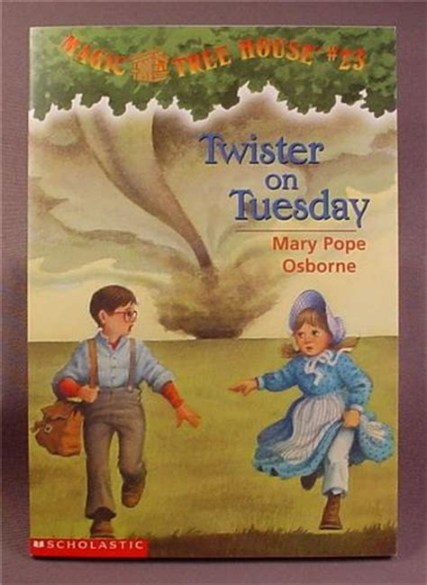 magic tree house reading level magic tree house twister on tuesday paperback chapter book 23 scholastic reading