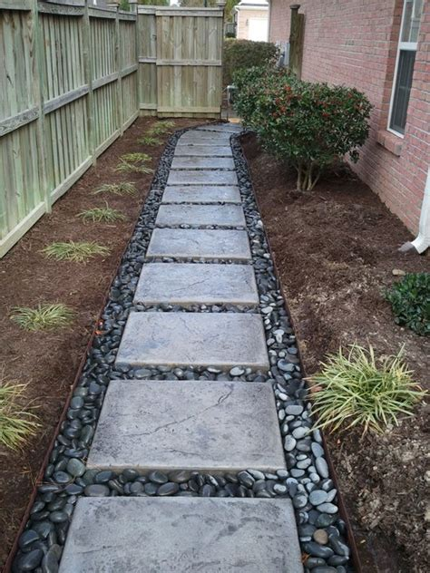 pathway ideas best 25 paver walkway ideas on pinterest walkways