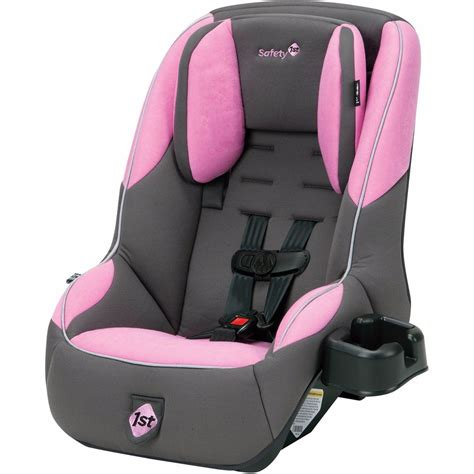 car seat for safety 1st guide 65 sport convertible car seat pink sachet