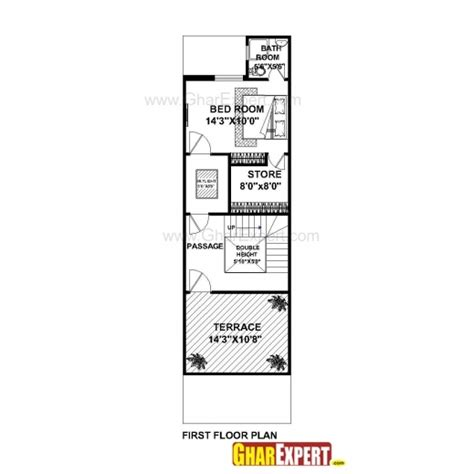 house design for 15 feet by 30 feet plot gharexpert inspiring house plan for 16 feet 54 feet plot plot size 96