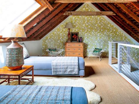 how to decorate an attic bedroom 16 small attic room design ideas houz buzz