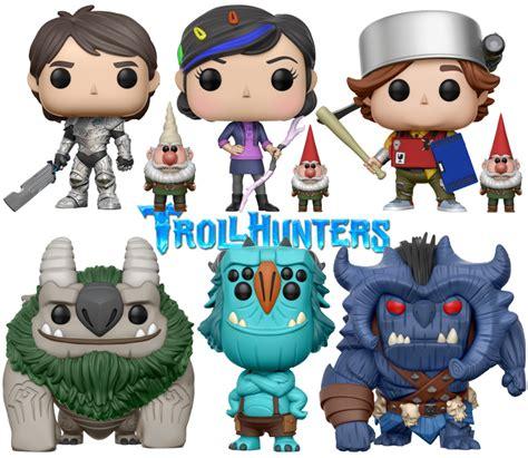Po Funko Trollhunters 12 Bular bonecos pop trollhunters de guillermo toro 171 de