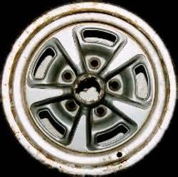 Felgen Lackieren Reifen Abdecken by Pontiac Power Page Rally Ii Wheels